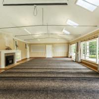 Hall interior